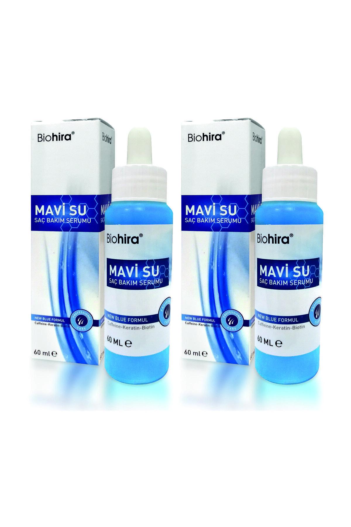 Bio Hira Biohira Mavi Su Saç Bakım Serumu 60 Ml 2 Adet 1
