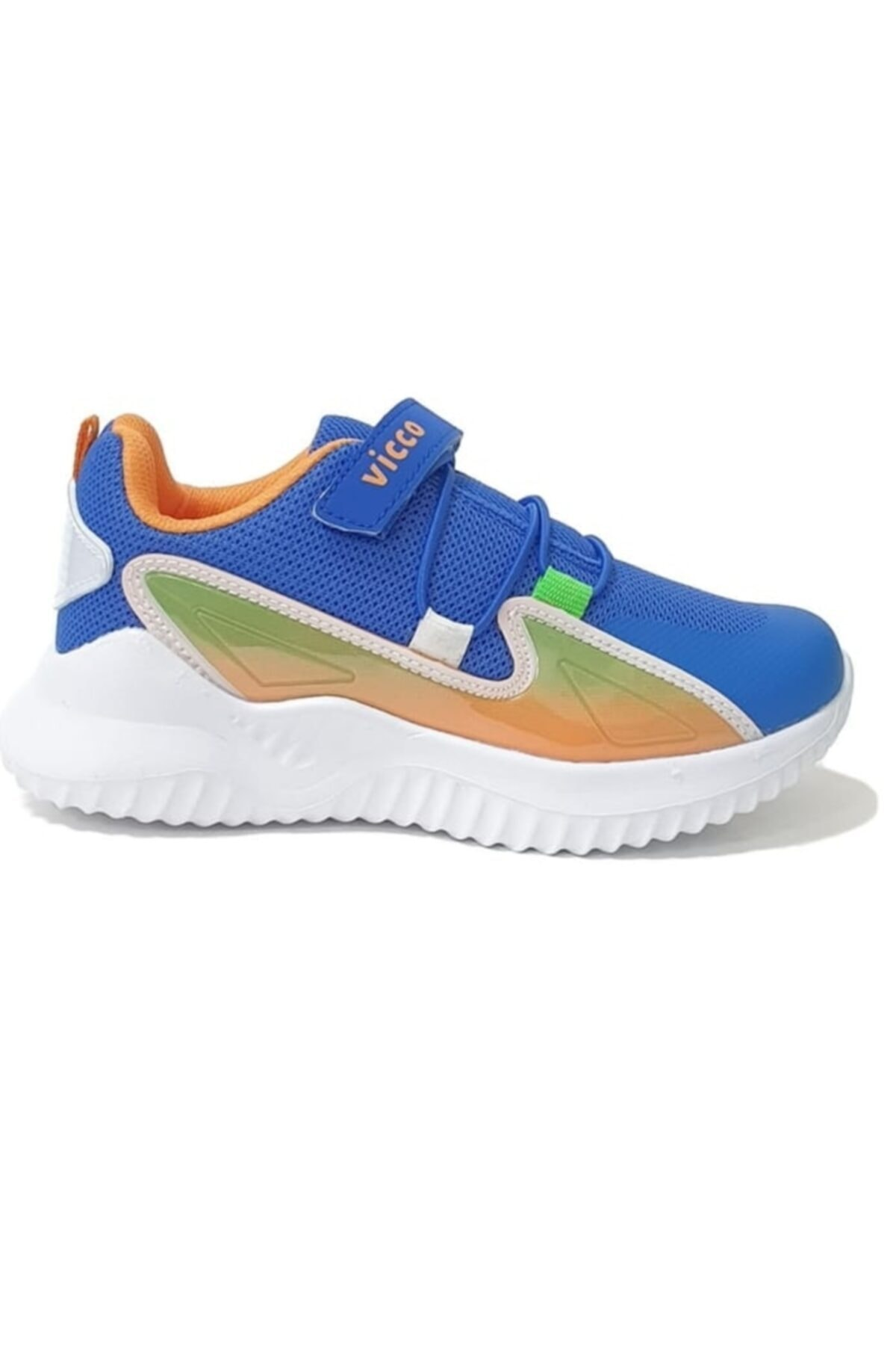 Vicco Yoga Erkek Çocuk Saks Mavi Phylon Spor Ayakkabı 1
