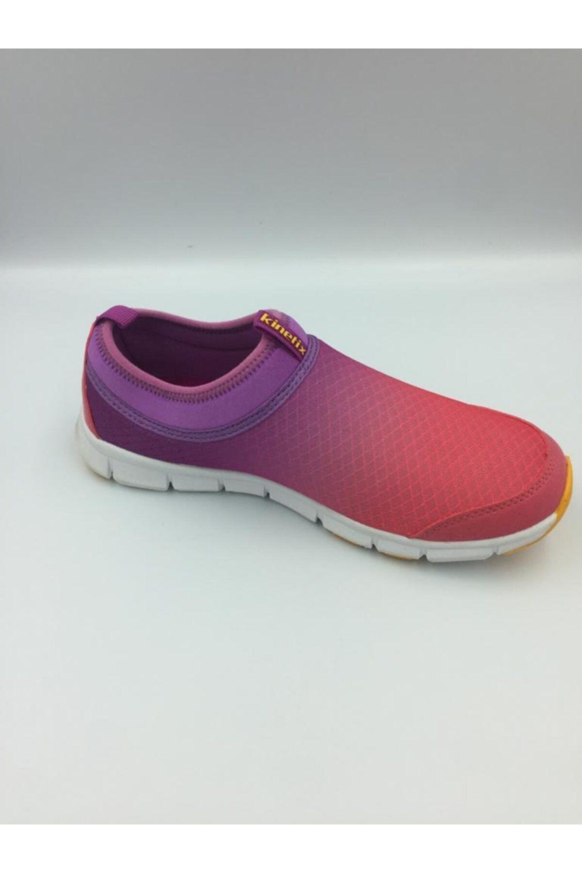 Kinetix Kadın  Pembe  Günlük Ayakkabı 1092 2