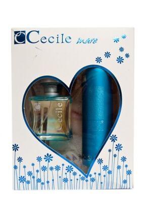 Cecile Mare Edt 100 ml Kadın Parfüm Seti 8698438005708