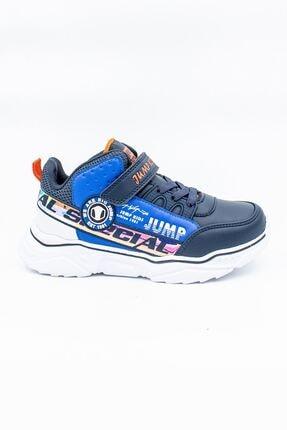 Jump Lacivert Royal Unisex Erkek Çocuk Ayakkabıları-20kjum25792918