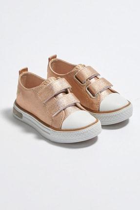 LC Waikiki Kız Bebek Altın Gül Re0 Sneaker