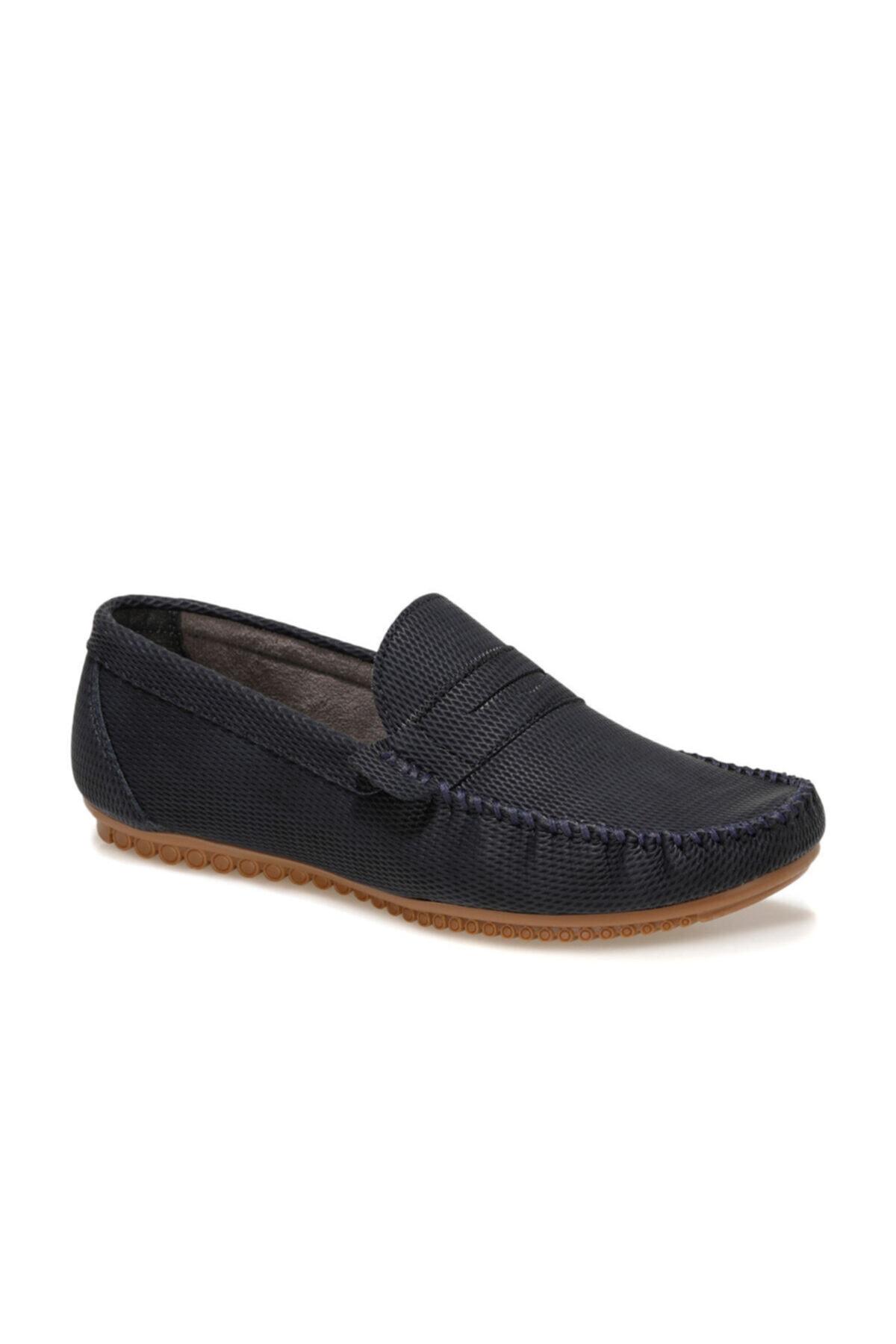 OXIDE MDL2 1FX Lacivert Erkek Loafer Ayakkabı 100910536 1