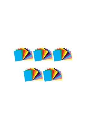 TGB Renkli Fon Kartonu 10 Renk