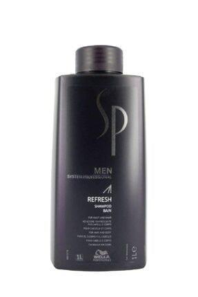 Wella Sp Men Refresh Canlandırıcı Şampuan 1000 ml