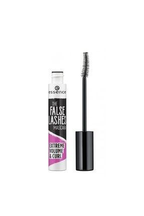 Essence False Lashes Extreme Hacim & Kıvrık Maskara
