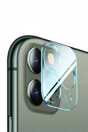 Master Cep Iphone 12 Pro Max 6.7 Full Tempered Kamera Koruyucu Kırılmaz Cam - Şeffaf