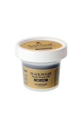Skinfood Black Sugar Çok Kullanımlık Yenileyici Yüz Maskesi 100gr.