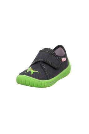 Superfit Çocuk Panduf Kreş Ayakkabısı Dinozorlu