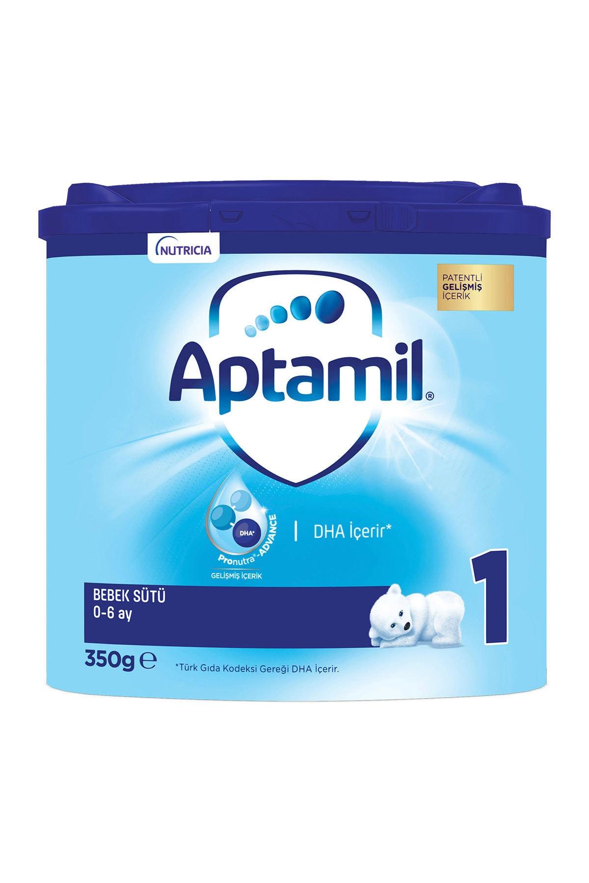 Aptamil Akıllı Kutu Bebek Sütü 1 Numara 350 gr 1