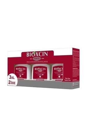 Bioxcin Bioxin Forte Tüm Saç Tipleri 3 Al 2 Öde Şampuan