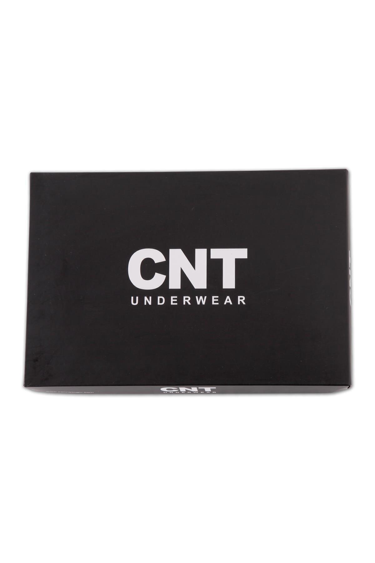 CNT Erkek Boxer Likralı 6'lı Premium Paket 2