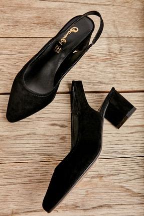 Bambi Sıyah Kadın Ayakkabı L0503721072