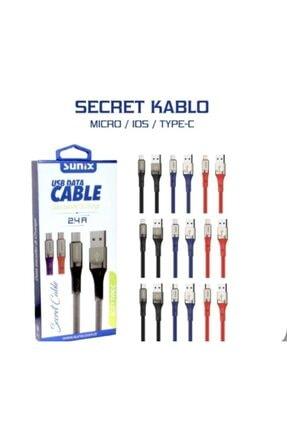 Sunix Sc-20 Secret 2.4a Kablo