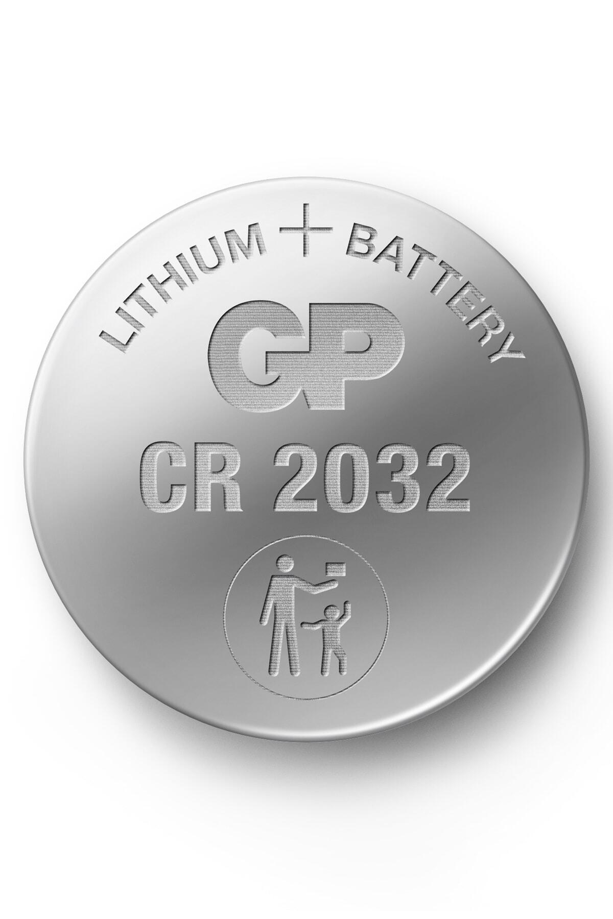 GP Batteries 2032 Bios Tartı Pili 1 Adet 2