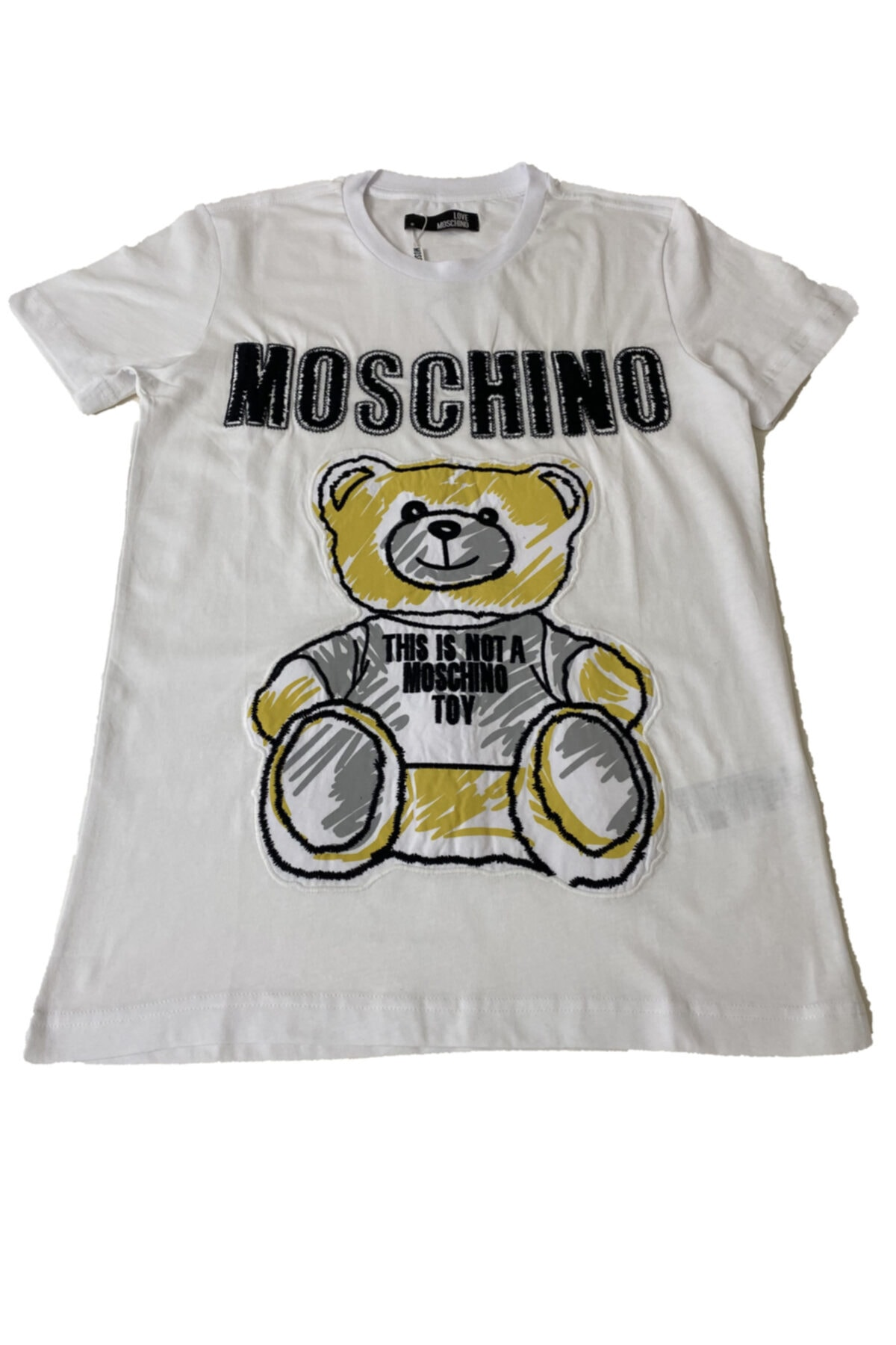 Moschino Ayıcıklı Unisex Tshirt 1