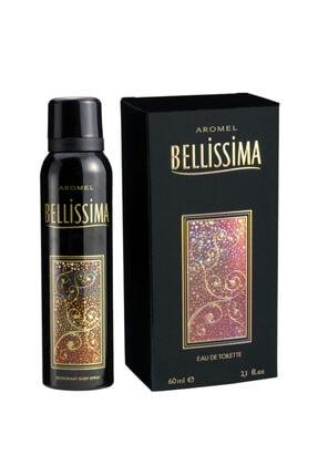 Bellissima Deodorant 150 Ml Kadın Parfüm Seti + Edt 60 ml