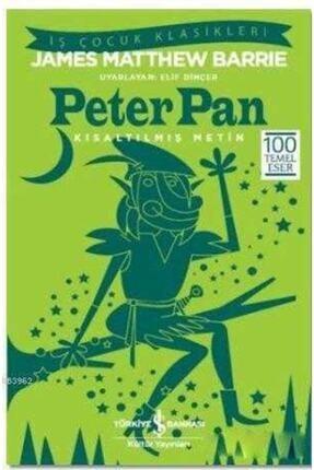 İş Bankası Kültür Yayınları Peter Pan (kısaltılmış Metin)