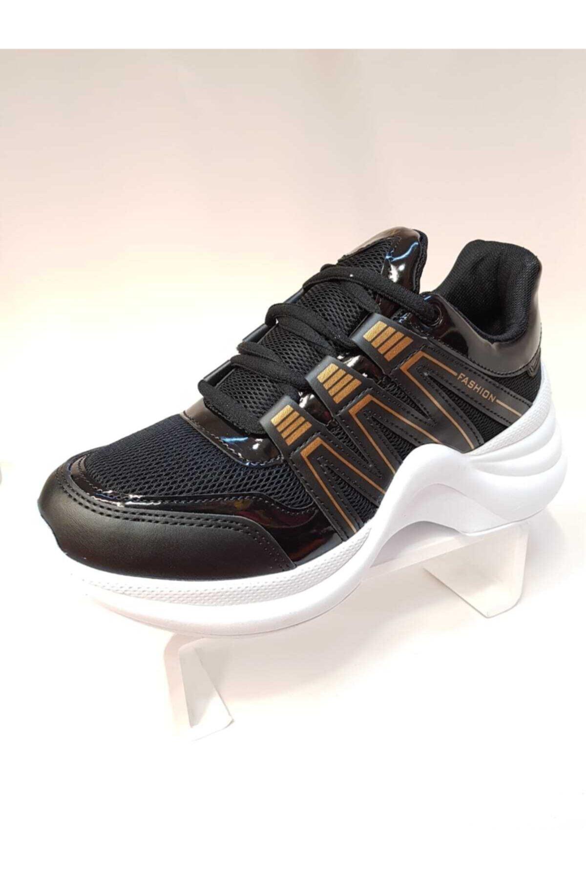 Twingo Kadın Siyah Spor Ayakkabı 1