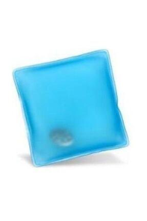 TAYFUN Cep Sobası Isınmatik Kare Jel Isıtıcı Mavi