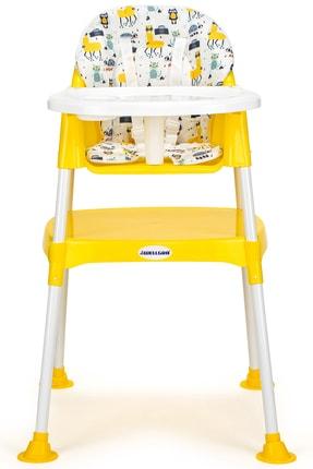 Wellgro Ergocha Plus Mama Sandalyesi, Çalışma Masalı Mama Sandalyesi