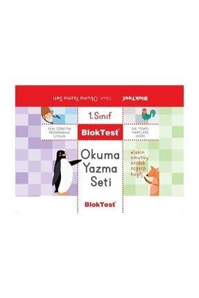 Tudem Yayınları 1.Sınıf Okuma Yazma Seti Bloktest Yayınları