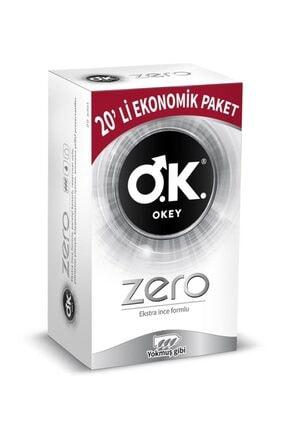 Okey Zero 20'li Prezervatif