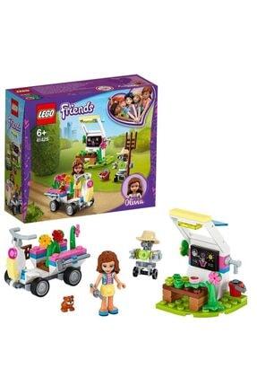 LEGO Friends 41425 Olivia'nın Çiçek Bahçesi Oyun Seti