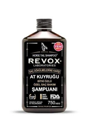 Revival Revox At Kuyruğu Bitki Özlü Saç Bakım Şampuanı 750 Ml