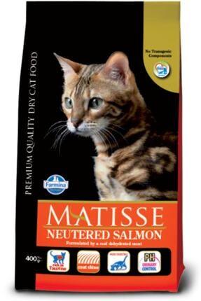 Matisse Kısırlaştırılmış Somonlu Yetişkin Kedi Maması 10 kg