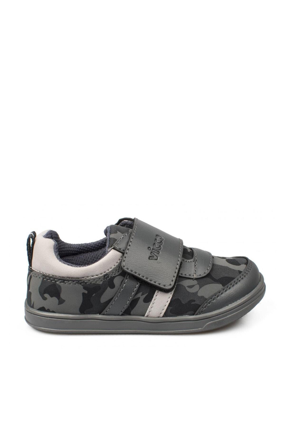 Vicco Füme Erkek Bebek Yürüyüş Ayakkabısı 211 950.e19k223 2