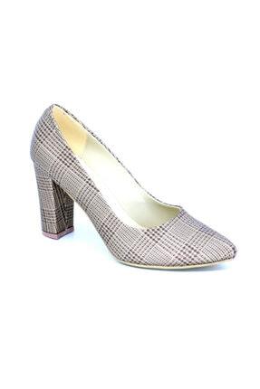 PUNTO 462018 Z Topuklu Bayan Gunluk Ayakkabı