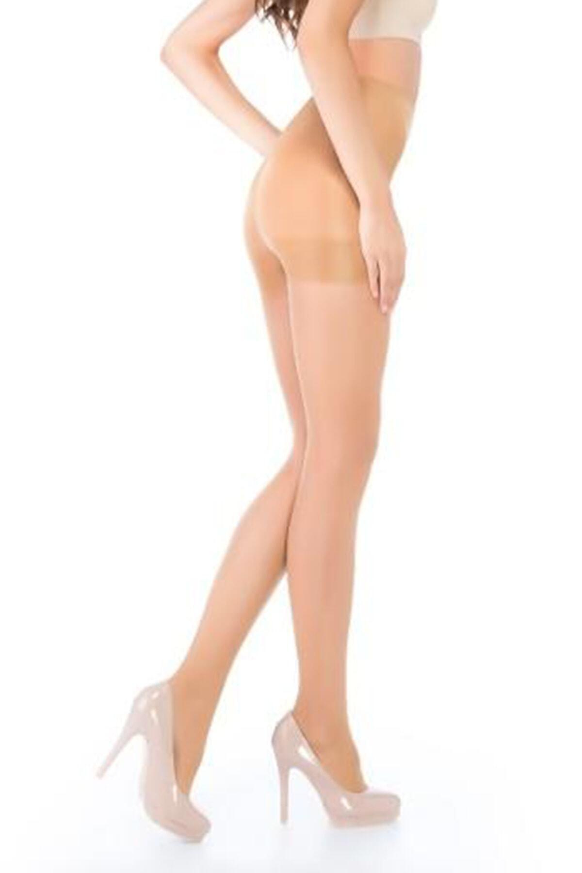 Penti Karın Toparlayan Ve Incelten Korseli Külotlu Çorap 1