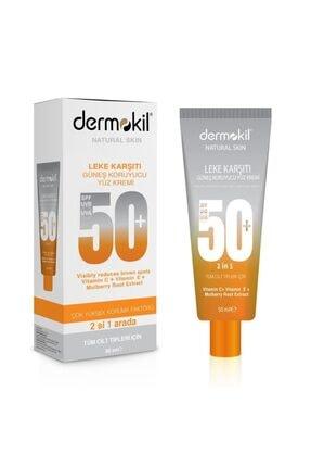 Dermokil Leke Karşıtı Güneş Kremi 50 Spf 50 ml