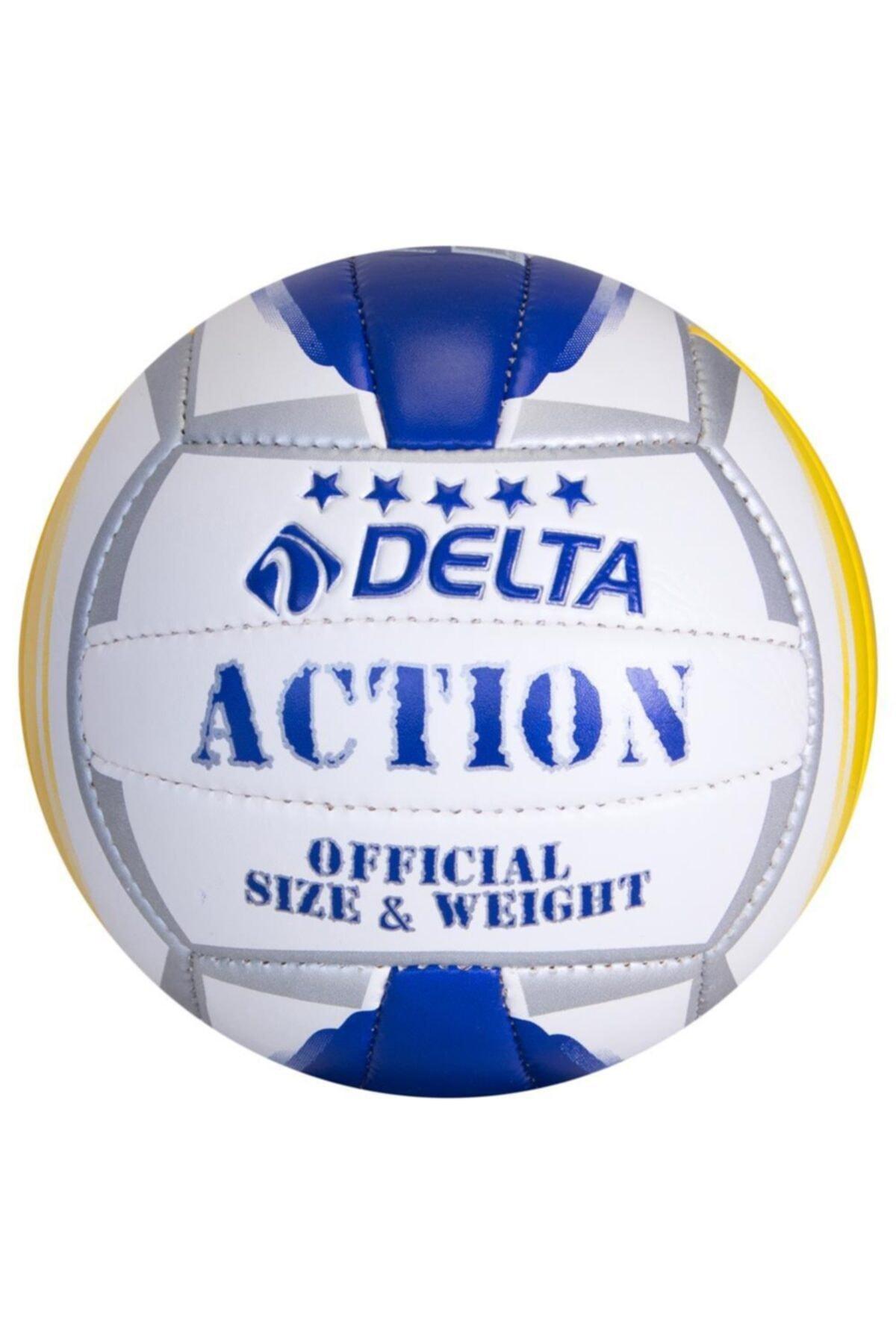 Delta Action El Dikişli 5 Numara Voleybol Topu 1