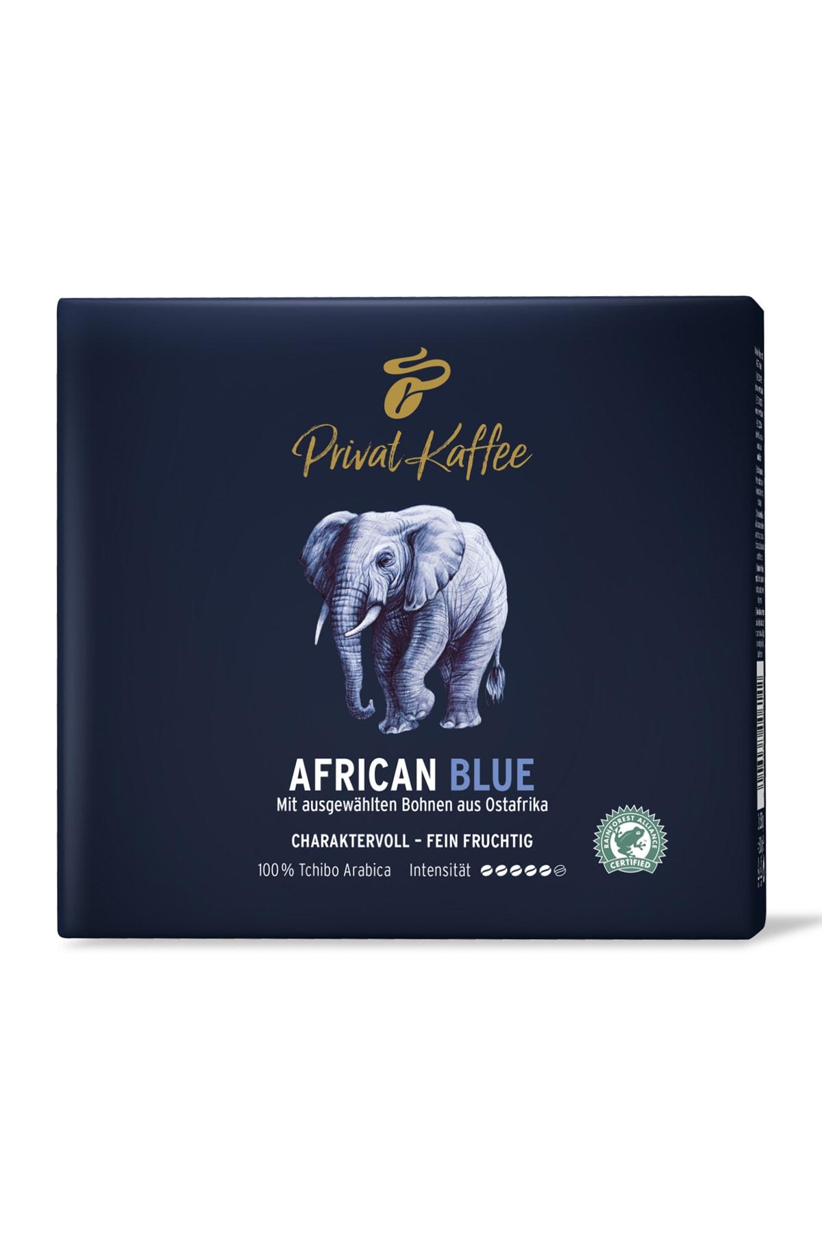 Tchibo Privat Kaffee African Blue Öğütülmüş Filtre Kahve 2X250 gr 1754