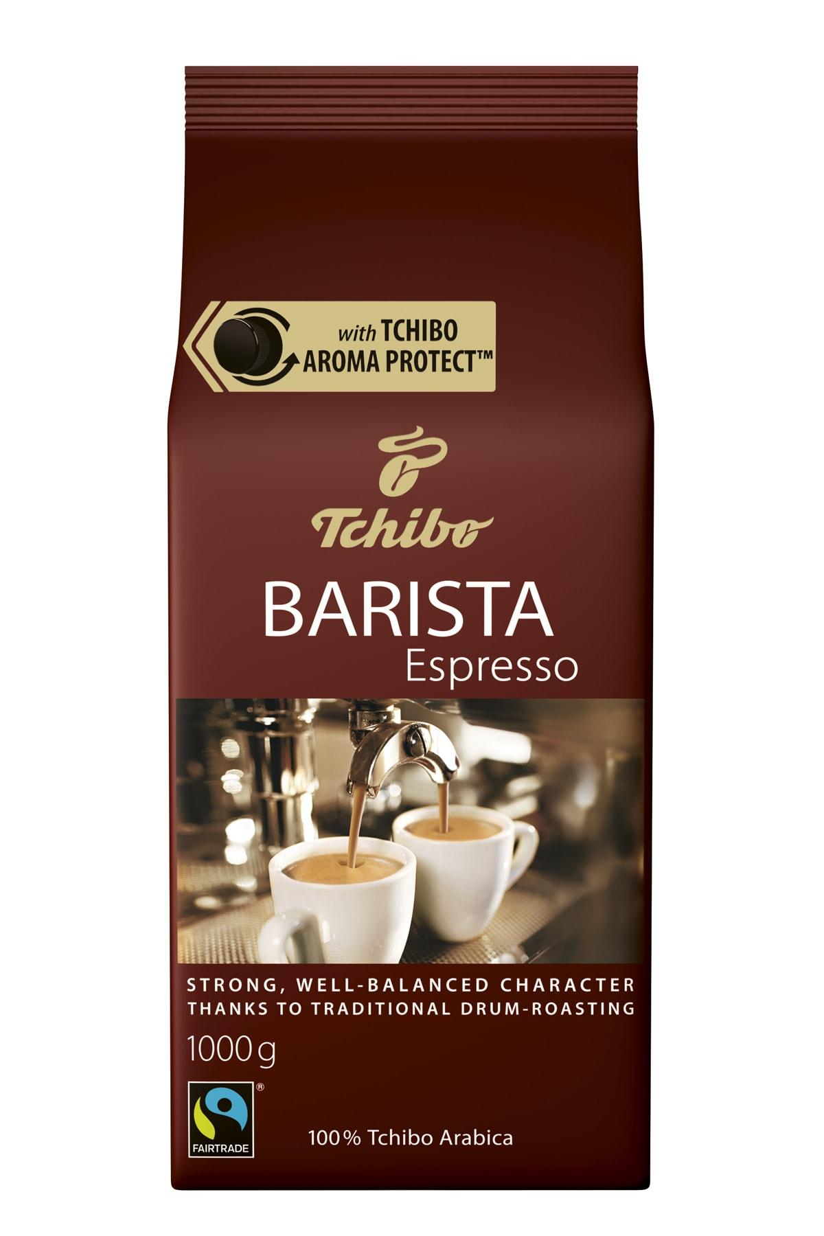Tchibo Barista Espresso Çekirdek Kahve 1000gr  92550