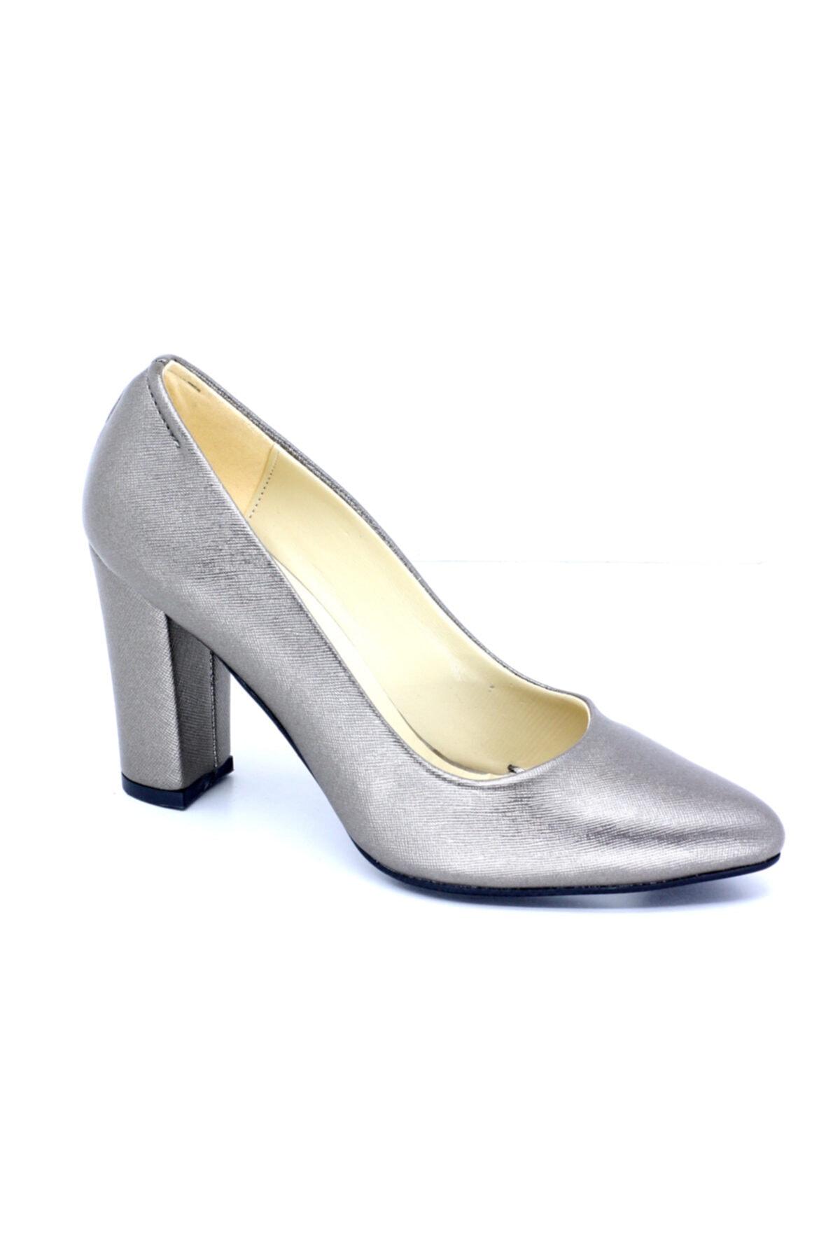 PUNTO Z Prada Bayan Topuklu Gunluk Fantazi Ayakkabı 1