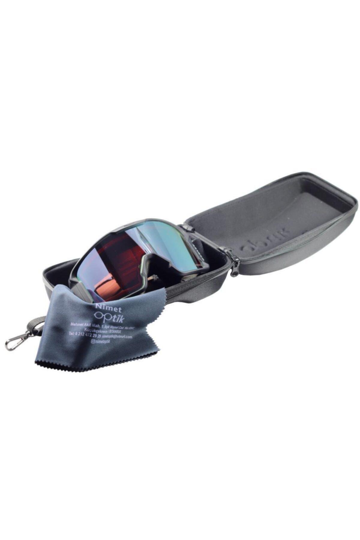 Nimet Optik Kayak Gözlüğü Kılıfı 2