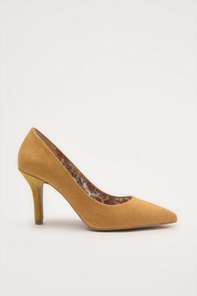 Hotiç Sari  Klasik Topuklu Ayakkabı 01AYH213540A520