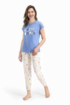 ROLY POLY Kadın Kısa Kol Pijama Takımı