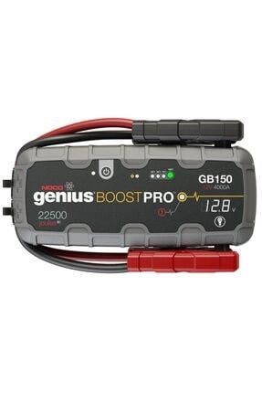 NOCO Genius Gb150 12v 4000amp Ultrasafe Lityum Akü Takviye + Powerbank + Led Lamba