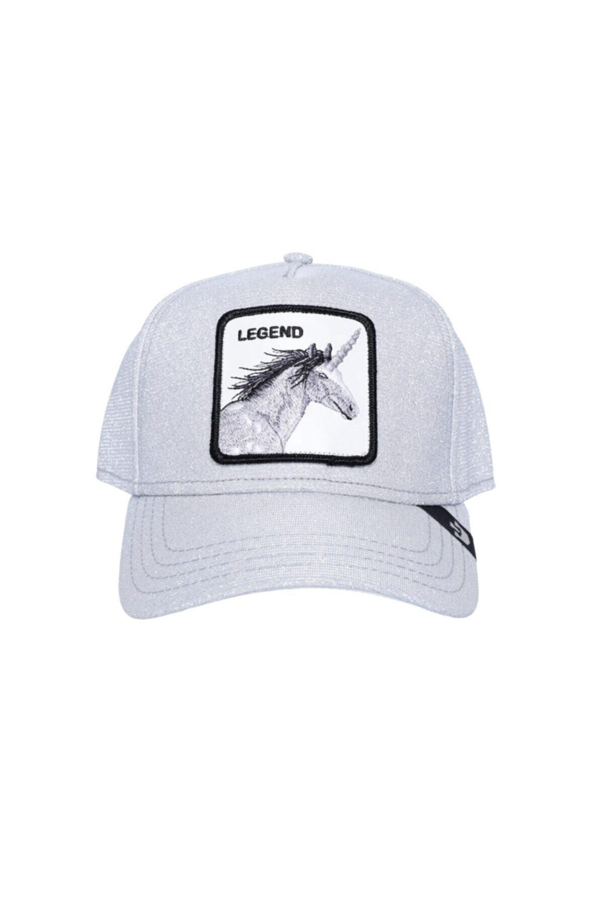 Goorin Bros Unisex Beyaz Believer Şapka 1