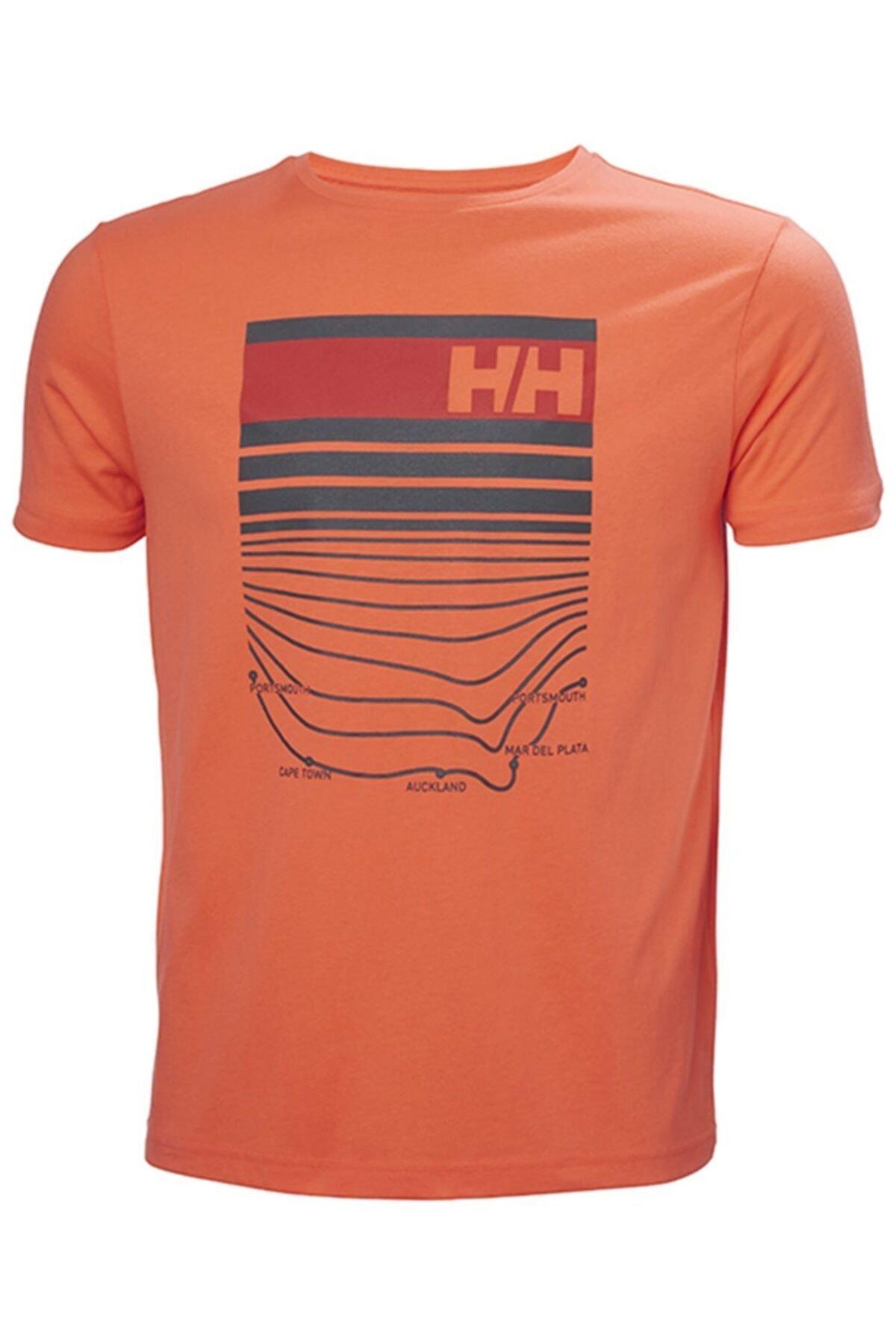 Helly Hansen Hh Shorelıne T-shırt 1