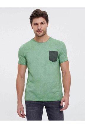 Loft Erkek T-shirt Green Lf2023352