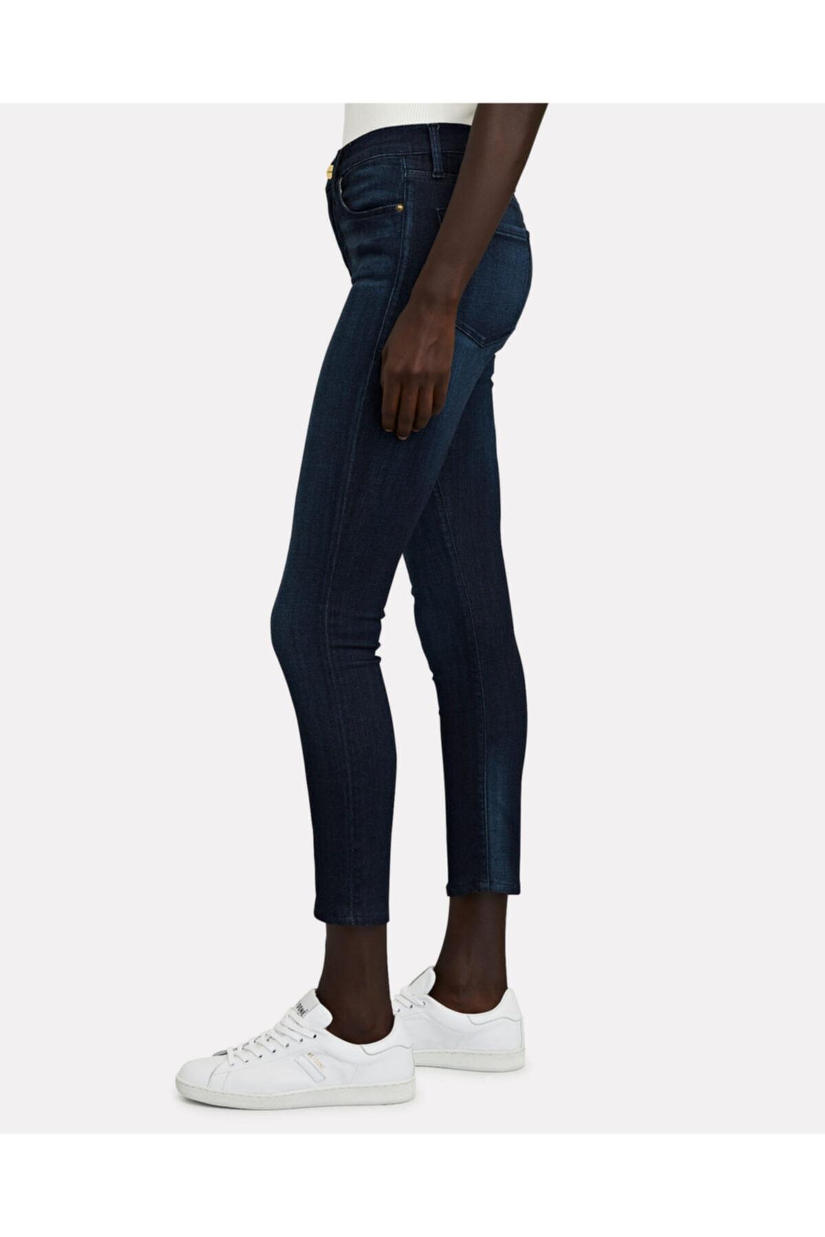 Only Frame Yüksek Bel Skınny Jean 1
