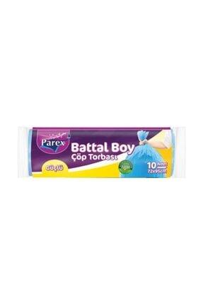Parex Güçlü Çöp Torbası Battal Boy