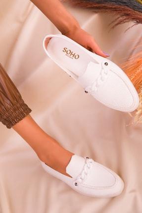 SOHO Beyaz Kadın Casual Ayakkabı 16108
