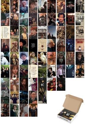 Postifull Harry Potter Duvar Posteri Kolaj Set - 70 Adet - Film Sahneleri - Harry Potter Poster Seti