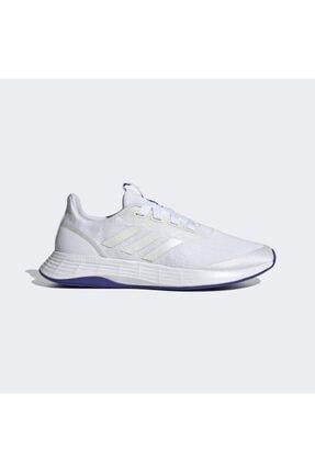 adidas QT RACER SPORT Beyaz Kadın Koşu Ayakkabısı 101079745